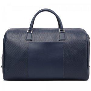 Дорожная сумка Fabi. Цвет: синий