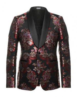 Пиджак BRIAN DALES. Цвет: красный