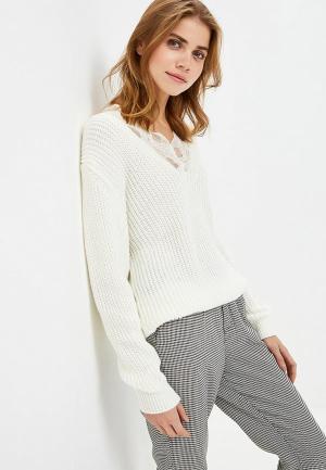 Пуловер Imperial. Цвет: белый