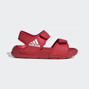 Сандалии AltaSwim Performance adidas. Цвет: белый