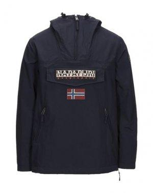 Куртка NAPAPIJRI. Цвет: темно-синий