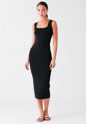 Платье Love Republic Exclusive online. Цвет: черный