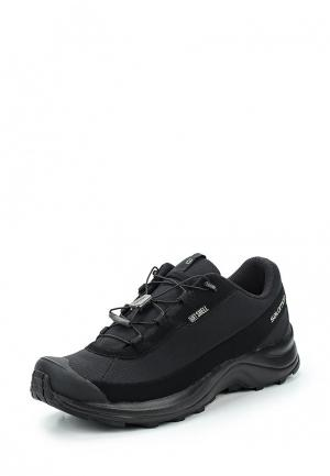 Ботинки Salomon FURY 3 W. Цвет: черный