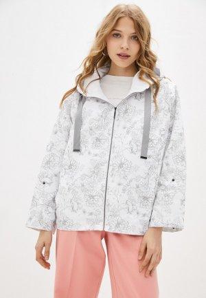 Куртка Снежная Королева. Цвет: белый