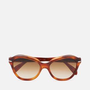 Солнцезащитные очки PO0582S Persol. Цвет: коричневый