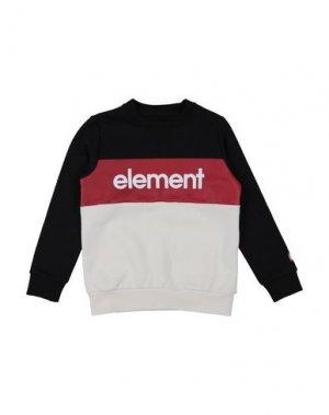 Толстовка ELEMENT. Цвет: черный