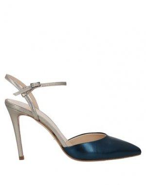 Туфли CHANTAL. Цвет: темно-синий