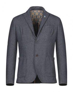 Пиджак KOON. Цвет: темно-синий