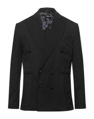 Пиджак NEILL KATTER. Цвет: стальной серый
