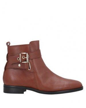 Полусапоги и высокие ботинки BAGATT. Цвет: коричневый