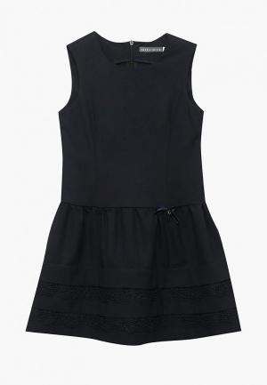Платье Nota Bene. Цвет: синий