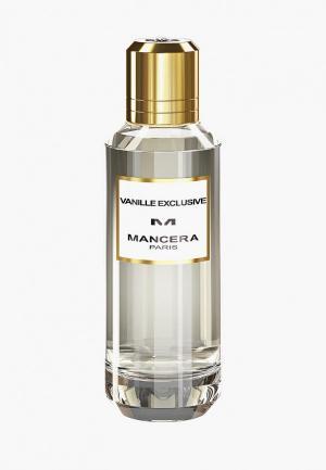 Парфюмерная вода Mancera VANILLE EXCLUSIVE EDP 60 мл. Цвет: прозрачный