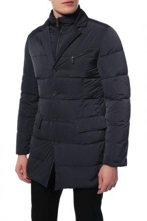 Куртка демисезонная ADD. Цвет: графитовый