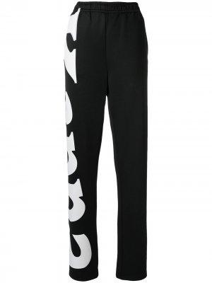 Спортивные брюки Kappa Faith Connexion. Цвет: черный