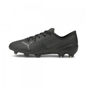 Бутсы ULTRA 2.1 FG/AG Mens Football Boots PUMA. Цвет: черный