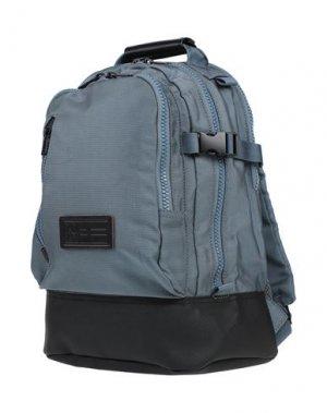 Рюкзаки и сумки на пояс NAPAPIJRI. Цвет: грифельно-синий