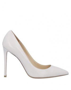 Туфли MAGLI by BRUNO. Цвет: светло-серый
