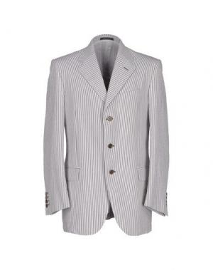 Пиджак AQUASCUTUM. Цвет: белый