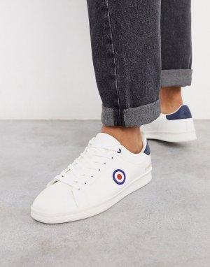 Белые классические кроссовки -Белый Lambretta