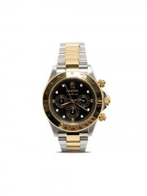 Наручные часы Type 4 42 мм A BATHING APE®. Цвет: золотистый
