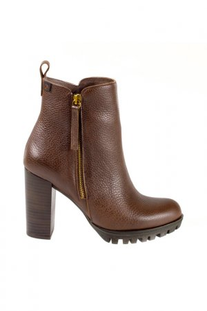 Ankle boots Roobins. Цвет: brown