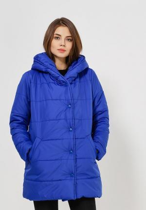 Куртка утепленная C.H.I.C.. Цвет: синий
