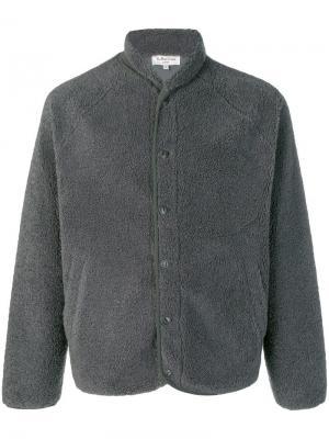 Куртка-бомбер YMC. Цвет: серый