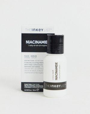 Сыворотка с ниацинамидом INKEY List, 30 мл-Бесцветный THE LIST