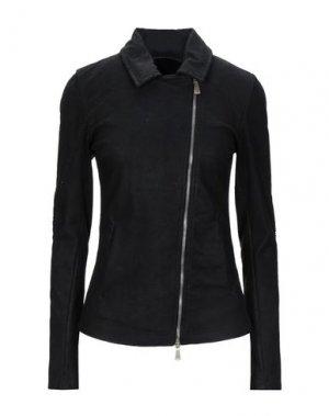 Куртка 10SEI0OTTO. Цвет: черный