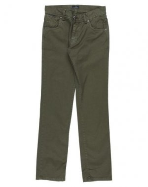 Джинсовые брюки BROOKSFIELD. Цвет: зеленый-милитари