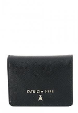 Визитница PATRIZIA PEPE. Цвет: черный