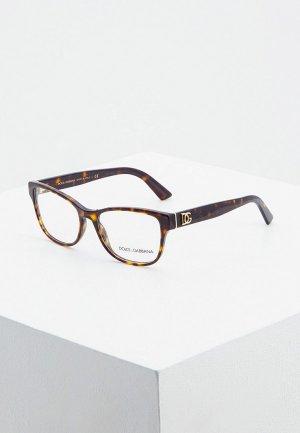 Оправа Dolce&Gabbana DG3326 502. Цвет: коричневый
