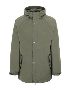 Куртка DEDICATED.. Цвет: зеленый-милитари