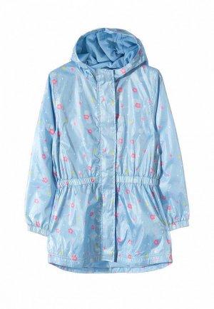 Куртка 5.10.15. Цвет: голубой