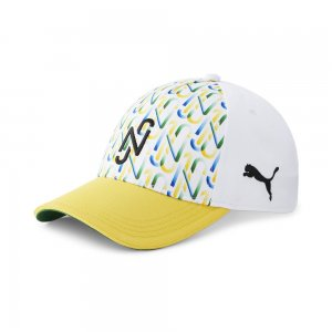 Бейсболка Neymar Jr Baseball Football Cap PUMA. Цвет: желтый