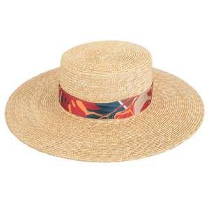 Шляпа Ekonika EN45617-beige-multicolor-21L
