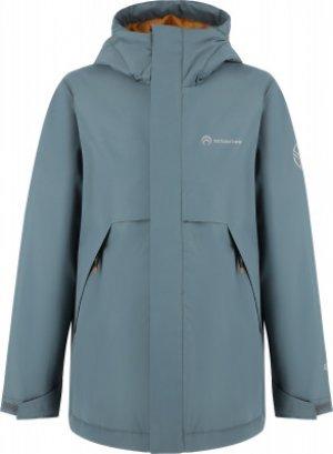 Куртка утепленная для мальчиков , размер 158 Outventure. Цвет: серый