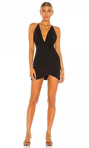 Платье emily NBD. Цвет: черный