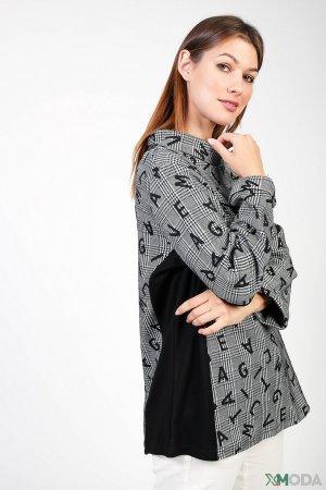 Пуловер Doris Streich. Цвет: серый