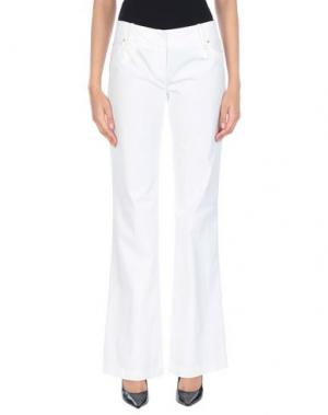 Повседневные брюки CELYN B.. Цвет: белый