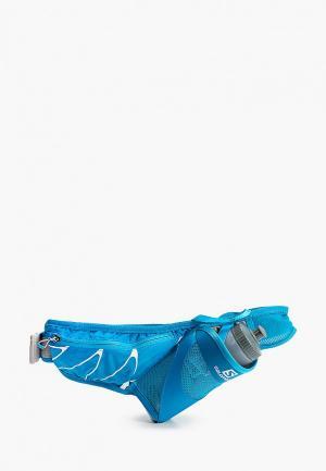 Комплект Salomon SENSIBELT. Цвет: голубой