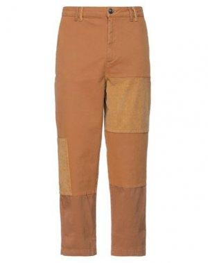 Повседневные брюки IMPERIAL. Цвет: верблюжий