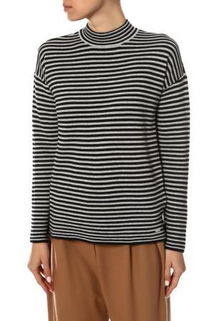 Пуловер Taifun. Цвет: navy striped