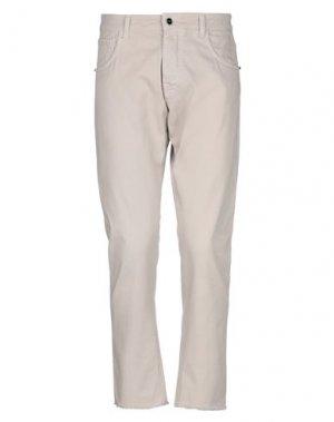 Повседневные брюки CASTELBAJAC. Цвет: бежевый