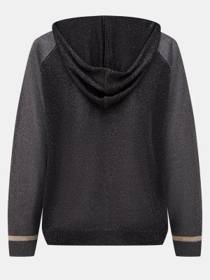 Пуловер Luisa Cerano. Цвет: serebryanyy