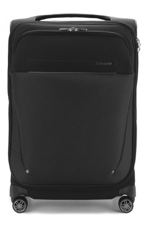 Дорожный чемодан B-Lite Icon large Samsonite. Цвет: чёрный