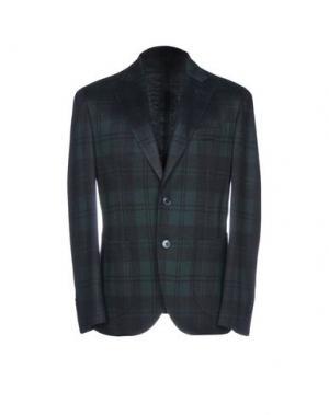 Пиджак EDDY & BROS. Цвет: темно-зеленый
