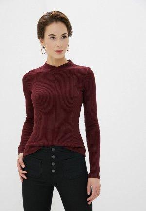 Пуловер Koton. Цвет: бордовый