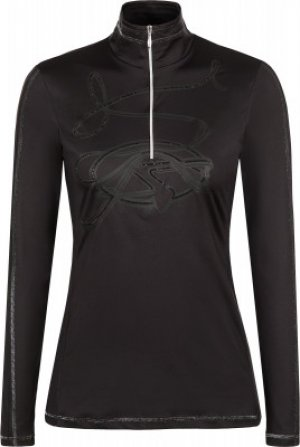 Джемпер флисовый женский Cor, размер 40 Sportalm. Цвет: черный