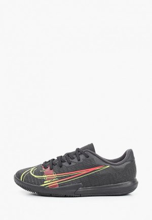 Бутсы зальные Nike JR VAPOR 14 ACADEMY IC. Цвет: черный